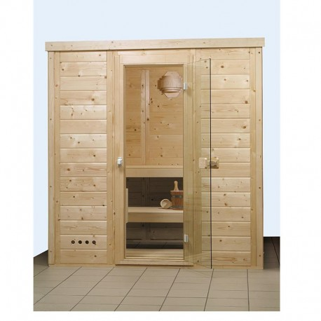 Elementsauna Rubin Massiv