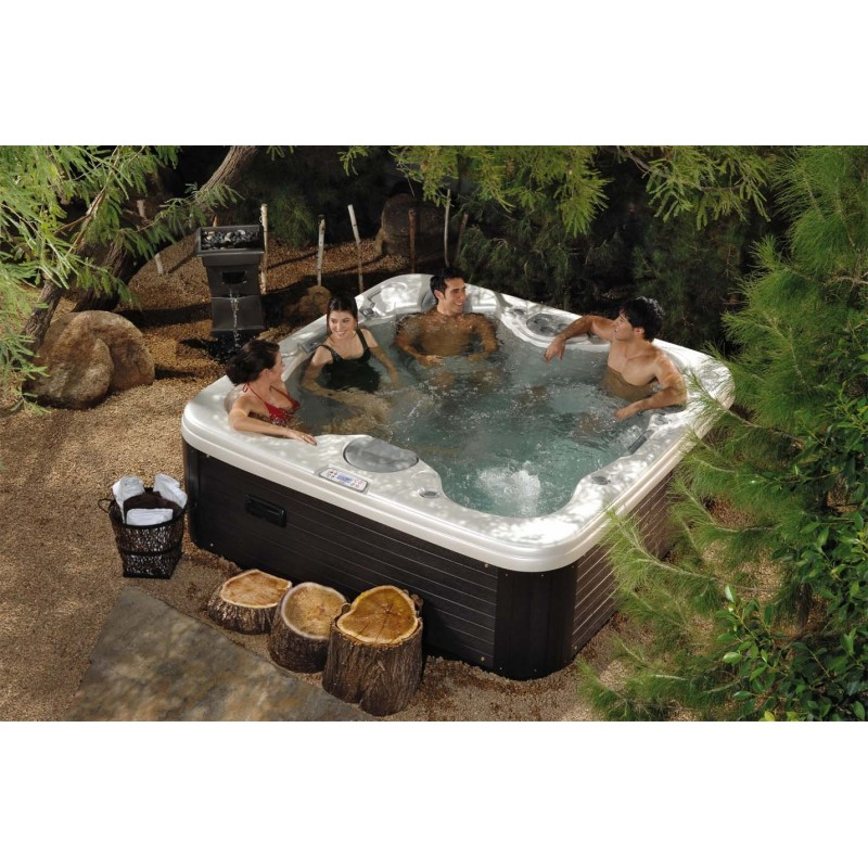 outdoorhirlpool maax california cooperage. Black Bedroom Furniture Sets. Home Design Ideas