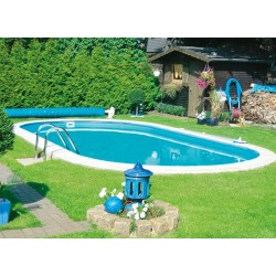 Stahlwandpools stahlwandpool rund stahlwandpool oval for Stahl pool oval
