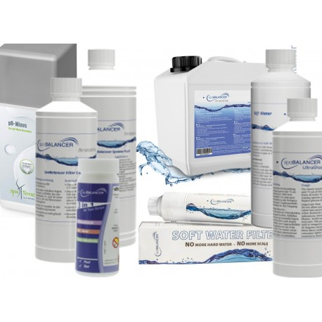 Spa Balancer Starter SET XL