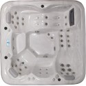 Saturn Outdoor Plug&Play Whirlpool