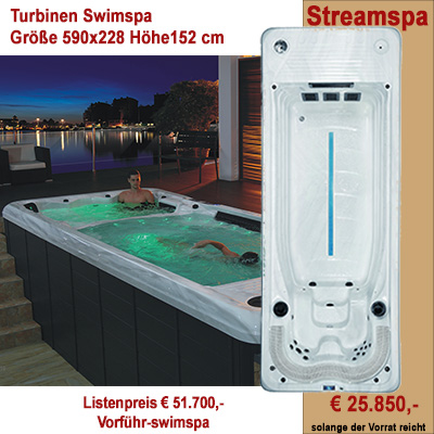 Swim Spa | Outdoor Whirlpools | Infrarotkabine | Sauna ...